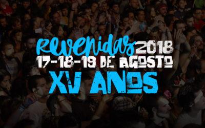 O Revenidas celebrará a súa 15ª edición do 17 ao 19 de agosto