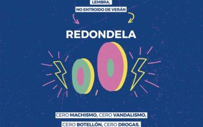 FESTIVAIS DE GALICIA FELICITA AL CONCELLO DE REDONDELA POR LA INICIATIVA 0,0.
