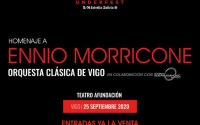 ¡A LA VENTA LAS ENTRADAS PARA EL FESTIVAL UNDERFEST SON Estrella Galicia!