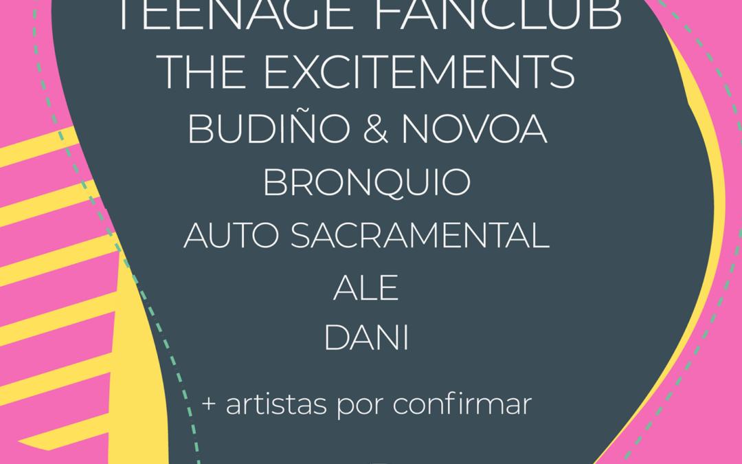 Budiño & Novoa, dani e Auto Sacramental, novas confirmacións para a quinta edición de 17° Ribeira Sacra Festival