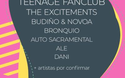 Budiño & Novoa, dani y Auto Sacramental, nuevas confirmaciones para la quinta edición de 17° Ribeira Sacra Festival