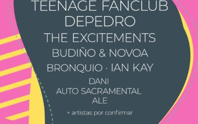 Depedro e Ian Kay, novos nomes para a quinta edición de 17° Ribeira Sacra Festival