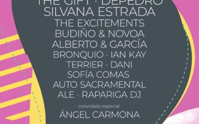 Seis novas confirmacións pechan o cartel musical da quinta edición de 17º Ribeira Sacra Festival