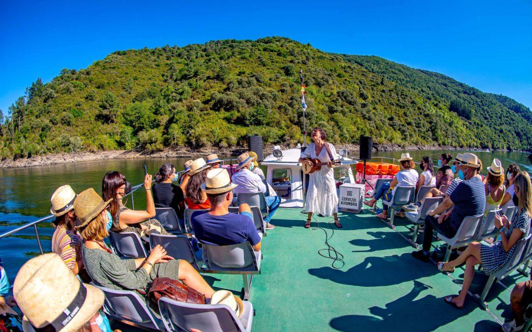 17° Ribeira Sacra Festival 2021 completou con notable éxito a súa quinta edición