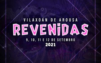 O Revenidas volverá a Vilaxoán de Arousa os próximos 9, 10, 11 e 12 de setembro